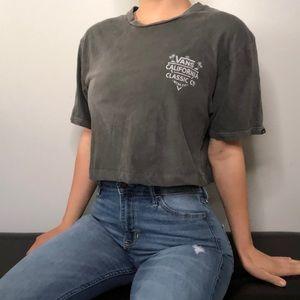Vans Crop Top T-shirt